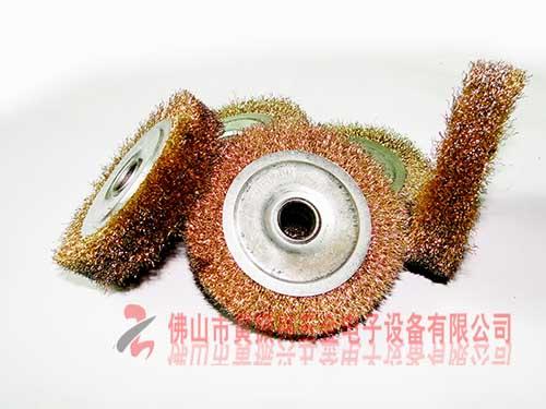 电磁炉剥漆钢丝轮 多股线脱漆钢丝刷 脱漆钢丝刷