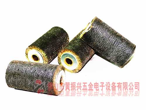 扁平线钢丝磨漆轮 脱漆钢丝轮 磨漆钢丝轮